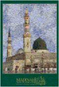 Madinah Poster Photomosaik (groß)